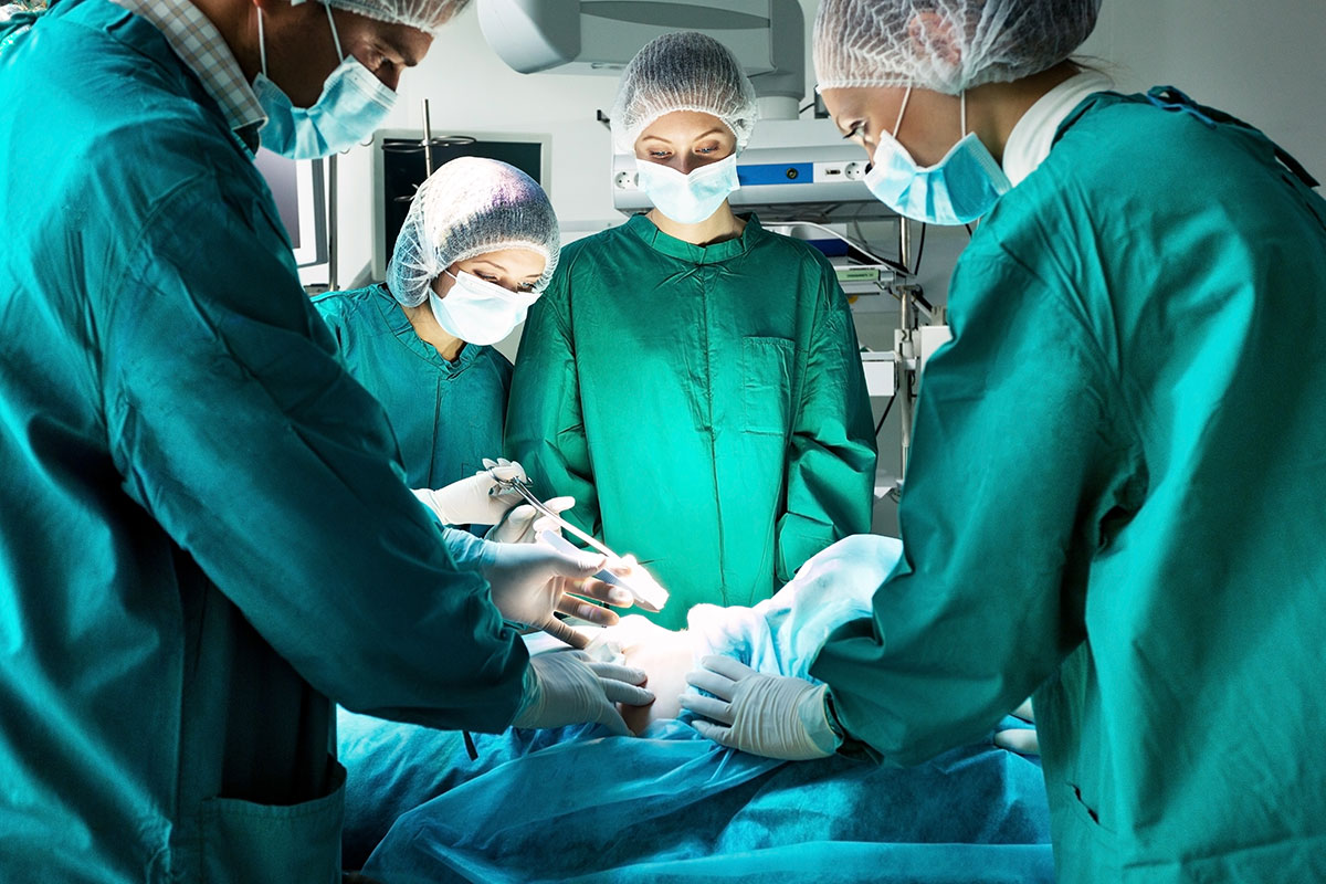 Open Appendectomy & Risks