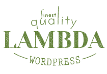 Recipes Lambda